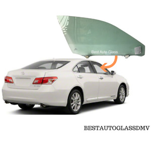 ES350 Door Window Glass 2013 14 15 16 2017 Front Driver Side 6810233171 For Lexus ES300h Replaces NAGS Number FD25776 GTYN