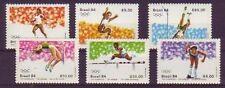 Briefmarken aus Süd- & Mittelamerika mit Olympische Spiele-Motiv