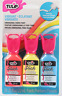 Tulip 3D Dimensional Fabric Paint - 3 packs - BUY 2 GET 1 FREE PUT 3 IN BASKET