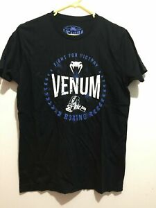 Venum Men's Original Giant T-Shirt S/Sleeve Tee Shirt Sport Casual Tops SZ S M L