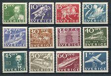 Schweden 227/38 A mit zartem Erstfalz .....................................1/604