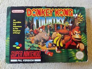 Donkey Kong Country (Nintendo SNES, 1994)
