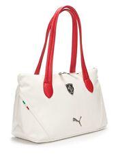 Puma, ladies handbag white white