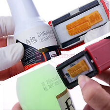 Handheld Coding Tool Food Date Printing Number Concave-convex Printer Machine