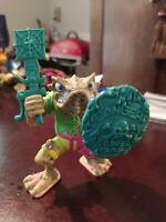 1990 Napoleon Bonafrog Teenage Mutant Ninja Turtles TMNT Vintage Figure