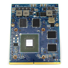 NVIDIA GTX 660 SDRAM GDDR 5 M tarjeta de gráficos de video para Dell Alienware M18X R2 M17X