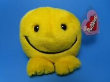 """Swibco Puffkins Collection """"HAPPY"""" the Smiley Face, Excellent Condition! MWMT"""