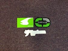 3 Fly Fishing Stickers #3E Decal Brand New Awesome stickers Orivs and Tenkara
