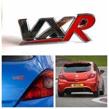 Genuine Vauxhall VXR Badge Logo CORSA ASTRA VECTRA MERIVA ZAFIRA 93187160 NEW