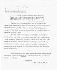 1968 NBC STAR TREK press release THE ULTIMATE COMPUTER - William Marshall