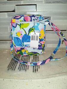 Vera Bradley Mini Hipster Crossbody Marian Floral MSRP $55 Shoulder Purse Bag