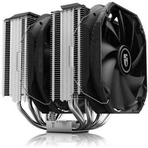 DEEPCOOL ASSASSIN III CPU Cooler/7 Heatpipes/Premium Twin-tower/Dual 140mm with