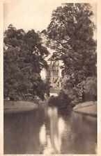R189005 St. Johns College Chapel Tower. Cambridge. J. Severs