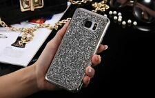 Handyhülle Glitzer Bling Strass Steine Case Diamant Glitter Etui Iphone Samsung