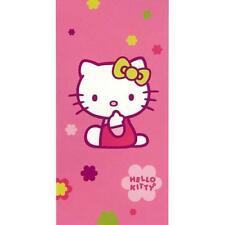 Drap de bain Hello Kitty