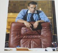 MICHAEL DOUGLAS SIGNED 16X20 PHOTO AUTO WALL STREET VIDEO PROOF PSA/DNA Y90367
