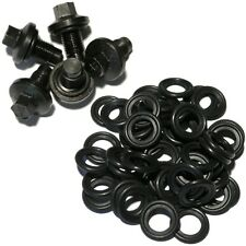 FORD ZETEC Engine MAZDA VOLVO JAGUAR Maxi Pack: 5 Sump Plugs & 50 Washers MP3