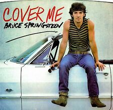 Bruce Springsteen 45 Picture Sleeve 1984 Cover Me