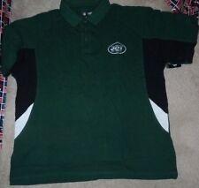 New Ny New York Jets Golf Polo Shirt 2Xl Xxl Big &Tall Men Football New Nwt