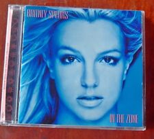 In the Zone by Britney Spears (CD, 2003, Jive (USA))