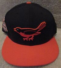 Baltimore Orioles MLB New Era 59Fifty Size 7 1/2 SAMPLE Baseball Hat Cap