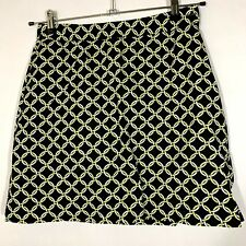 EP Pro Link Golf Skort Womens Above Knee Side Zip Stretch Shorts in Skirt Sz 4