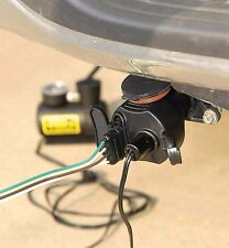 Hopkins Towing Solution 47675 7 Pin to 4 pin Adapter with 12v Outlet
