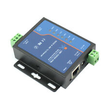 USRIOT USR-TCP232-410S Terminal Power Supply RS232 RS485 to TCP/IP Converter