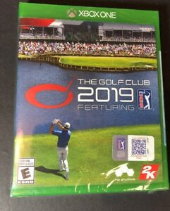 The Golf Club 2019 [ Featuring PGA Tour ] (XBOX ONE) NEW