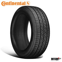 1 X New Continental TrueContact Tour 225/55R17 97H Tires