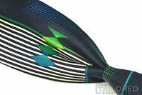 "VITALIANO PANCALDI Colorful Abstract SATIN 100% Silk Mens Luxury Tie - 3.75"""