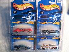 2001 HW Hotwheels LOGO-MOTIVE Series 4 Car with 4way Protector Pontiac Banshee