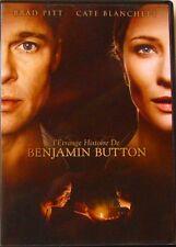DVD L'ETRANGE HISTOIRE DE BENJAMIN BUTTON - Brad PITT / Cate BLANCHETT