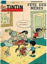 B13- Tintin N°761 Bob Binn