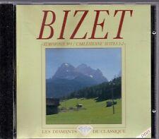 CD CLASSIQUE--BIZET--SYMPHONIE N°1 / L'ARLESIENNE