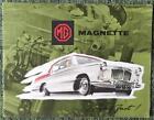 MG MAGNETTE Mk III Car Sales Brochure 1959 #58132