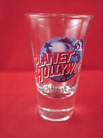 Planet Hollywood Shot Glass Mall of America