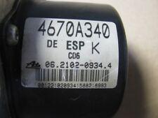 Mitsubishi Outlander 2007-2010 ABS ESP Pump 4670A340 06.2102-0934.4