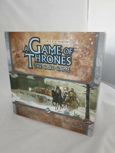 A Game of Thrones: The Card Game - Board Game - VGC Comes Complete FREE POSTAGE