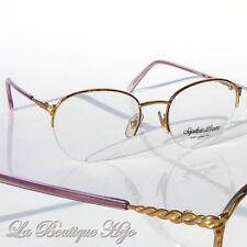 vintage 80's SOPHIA LOREN Eyewear M38 095 Brille glasses frames lunettes NOS Neu