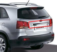 OEM Genuine 87311 2P000 Rear Trunk Chrome Garnish 1p For 2010 2012 Kia Sorento
