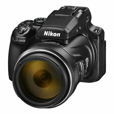 Near Mint! Nikon COOLPIX P1000 Black - 1 year warranty
