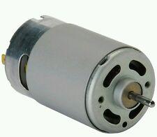 DC 12V High Torque Multipurpose Brushed Motor for PCB Drills & DIY Applications