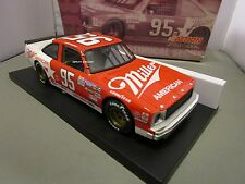 ACTION 1/24 DAVEY ALLISON MILLER 1986 #95 MILLER CHEVY NOVA CWC USED VERY NICE