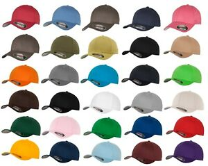 Flexfit Cap 6277 Baseball Caps verschiedene Größen Basecap Mütze Streetware