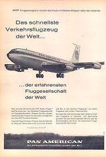 Pan American-boeing - 707-1959 - publicidad-publicidad-vintage Print ad-vintage aragonesa