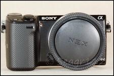 Sony E Mount NEX-5T 16.1MP Digital Camera - Black (No Lens) w/ Screen Protector