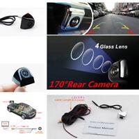 170° HD Waterproof Reverse Backup Car SUV Rear View Night Vision Parking Camera