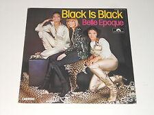 Belle Epoque-LP-BLACK IS BLACK - 1977 discoteca-POLYDOR 2417 112