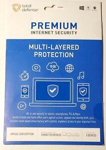 Total Defense Premium Internet Security TLD12988